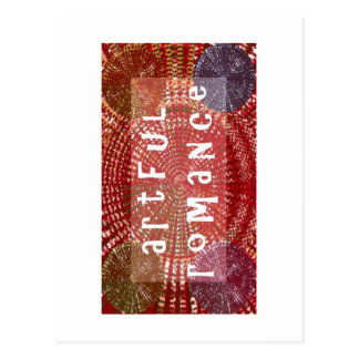 Romance ingenioso - merece una ocasión tarjeta postal