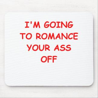 ROMANCE MOUSE PAD