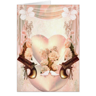 Romance N Danger Card
