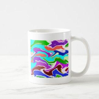 Romance of Solitude - Deep Water Purple n Smiles Mug