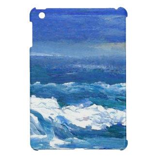 Romance of the Ocean - CricketDiane Ocean Sea Art iPad Mini Cover