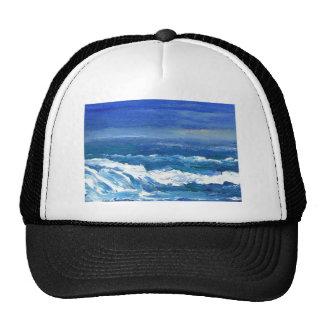 Romance of the Ocean - CricketDiane Ocean Sea Art Trucker Hat