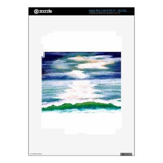 Romance of the Sea - Ocean Art Decor Skin For iPad 3