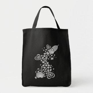 Romance_On_A_Rocket Tote Bag