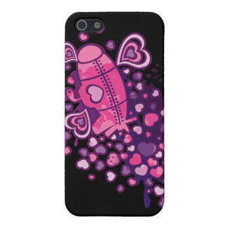 Romance_On_A_Submarine Cover For iPhone SE/5/5s
