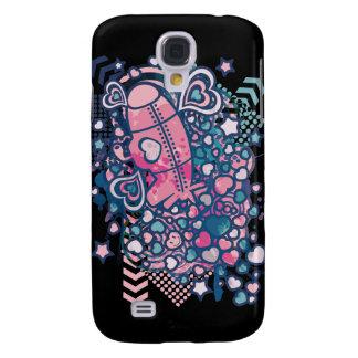 Romance_On_A_Submarine Galaxy S4 Case