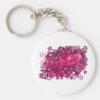 Romance_On_A_Submarine Keychain