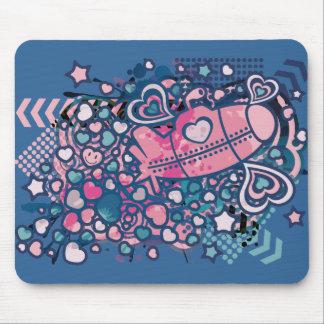 Romance_On_A_Submarine Mouse Pad