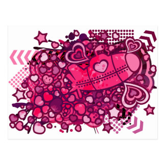 Romance_On_A_Submarine Postcard