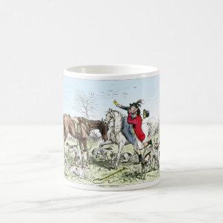 Romance on the Hunt Coffee Mug