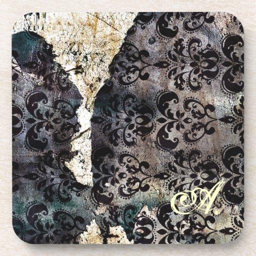 Romance oscuro: Contra la pared Posavasos