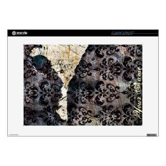 Romance oscuro: Contra la pared Skins Para 38,1cm Portátil