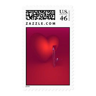 Romance Postage