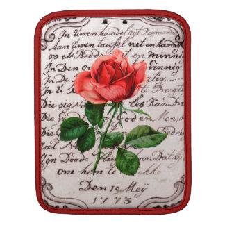 Romance Rose Sleeve For iPads
