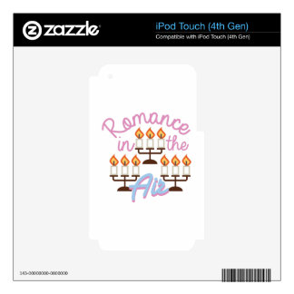 Romance Skins For iPod Touch 4G