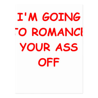 ROMANCE POSTAL