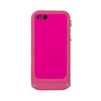 Romance tropical magenta Fucsia-Púrpura-Rosado de Funda Para iPhone 5 Incipio ATLAS ID