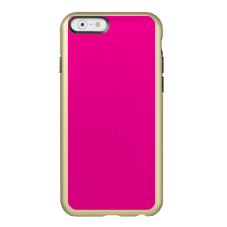 Romance tropical magenta Fucsia-Púrpura-Rosado de Funda Para iPhone 6 Plus Incipio Feather Shine