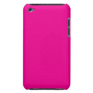 Romance tropical magenta Fucsia-Púrpura-Rosado de iPod Case-Mate Protectores