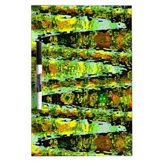 Romance verde de la laguna: Agita espectro de n Pizarras Blancas