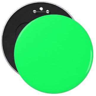 Romance Verde-Tropical del Cal-Verde-Ácido de Pin Redondo 15 Cm