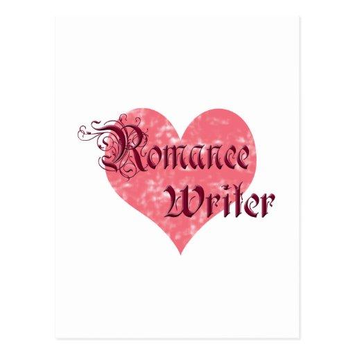 Romance Writer Postcards