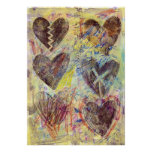 Romance y dolor posters