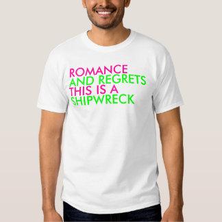 Romance y pesares playeras