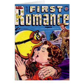 Romance y un piloto felicitaciones