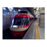 Romancecar Type 7000 (LSE) Postcard