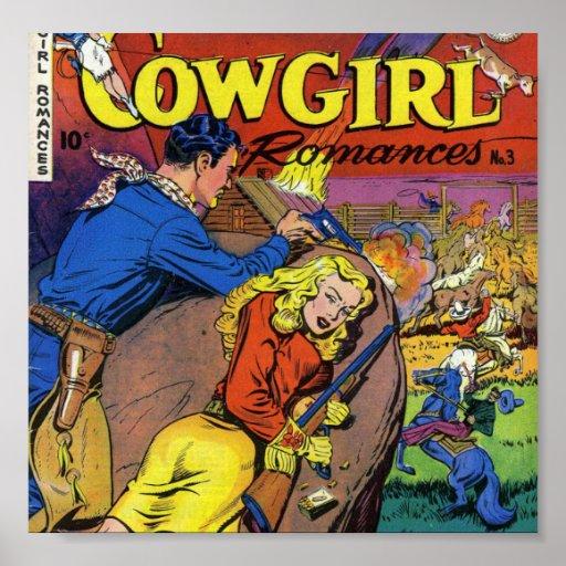Romances del vaquero poster