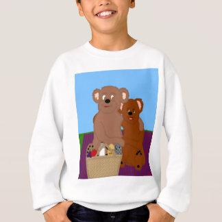 Romancing la camiseta del oso remera