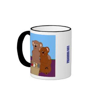 Romancing la taza del oso