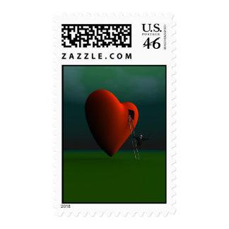 Romancing Postage