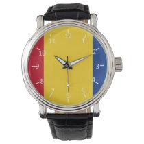 Romancing Romania Wrist Watch