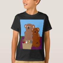 Romancing the Bear Kids' T-Shirt
