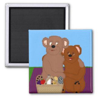 Romancing the Bear Magnet