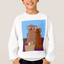 Romancing the Bear Sweatshirt
