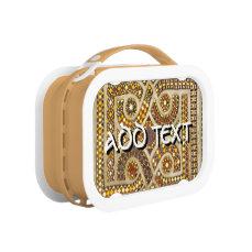 Romanesque Mosaic Lunch Box