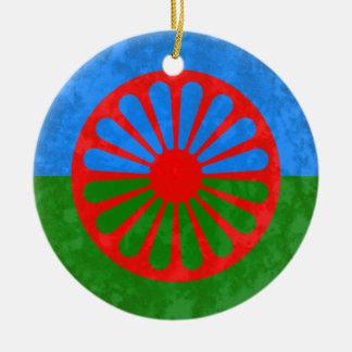 Romani Ceramic Ornament