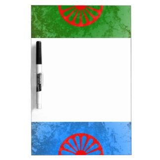 Romani Dry Erase Board