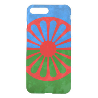 Romani flag iPhone 7 plus case