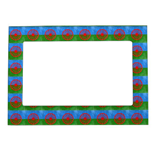 Romani Magnetic Picture Frame