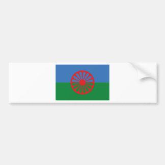 Romani / Roms Car Bumper Sticker
