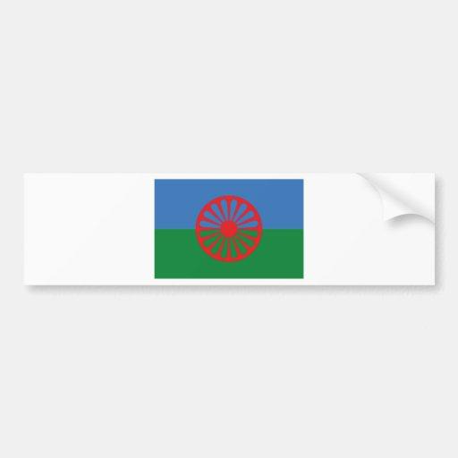 Romani / Roms Bumper Sticker