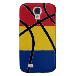 Romania Basketball iPhone 3G/3GS Case