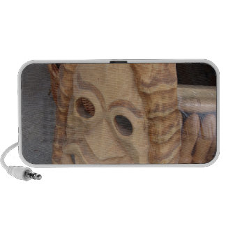 Romania, Bran, Dracula mask Mini Speaker