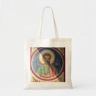 Romania, Brasov, Orthodox Christian Ikon Canvas Bags