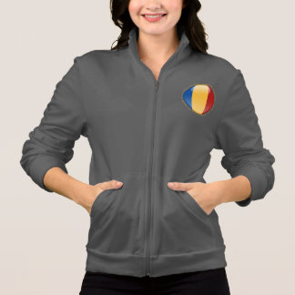 Romania Bubble Flag Jacket