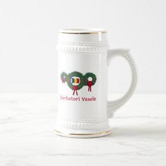 Romania Christmas 2 Mug